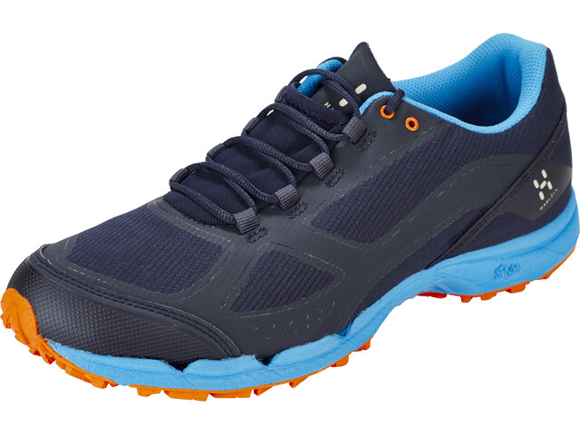 Haglöfs Gram Comp II - Chaussures running Homme - gris/orange